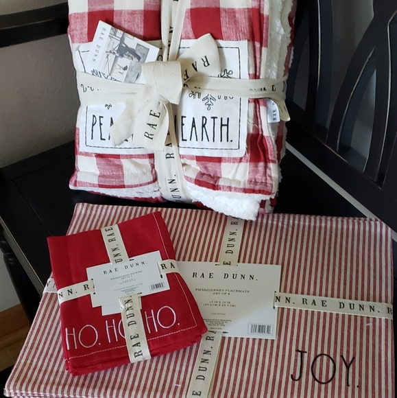 Rae dunn Christmas bundle